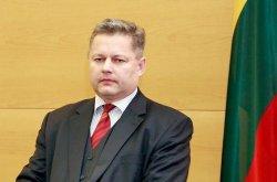 Назначен новый посол Литвы в Беларуси