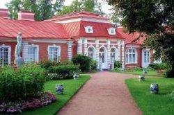 В Петергофе после реставрации открылся дворец Монплезир