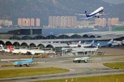 Аэропорт Гонконга вводит плату за вылет