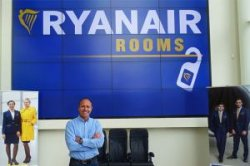 Ryanair переключается на гостиничный бизнес