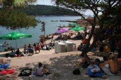 Хорватия пустит паром на остров развлечений
