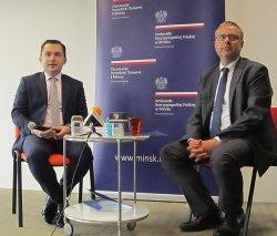 Конрад Павлик: «Польша всегда выступала за облегчение визового режима для жителей Беларуси»