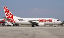 Разработку визуальной концепции ребрендинга «Белавиа» профинансировала компания Boeing