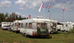 Белорусских караванеров приглашают в Эстонию и обещают бесплатные визы!