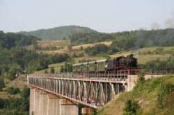 В Сербии появится ретропоезд