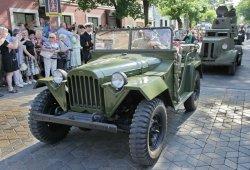 В Бресте инсценировали последний мирный день 1941-го (ФОТО)