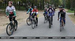 В Гродненской области создается интерактивная карта веломаршрутов и велодорожек