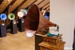 Выставка граммофонов проходит в Лошицкой усадьбе: говорящие машины и история звукозаписи