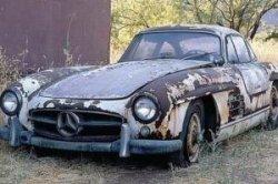 Париж закрывает въезд для старых машин