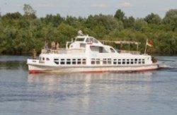 Российские туристы будут кататься от Бреста до Мозыря на теплоходе «Белая Русь»