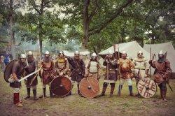 13 августа в Суле пройдет фестиваль раннего Средневековья «Путь викингов»