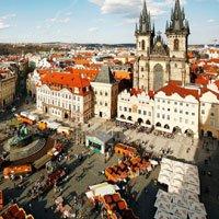 На Староместской площади в Праге пройдет джаз-фестиваль