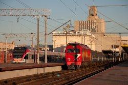 БЖД включила в состав поезда Минск — Рига вагон с местами для сидения