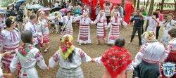 В Малорите прошел народный фестиваль