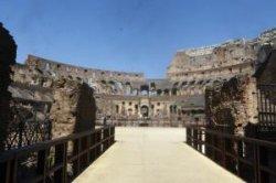 Колизей откроется для туристов с неожиданной стороны