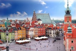 Варшава возглавила топ-10 самых бюджетных городов Европы