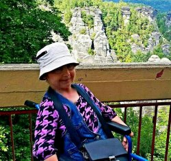 Продолжение темы: Людмила Эдуардовна исполнила свою мечту и побывала на Монмартре!