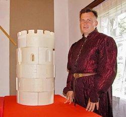 В Беларуси возродят 30 замков и храмов-крепостей. Пока — в миниатюре
