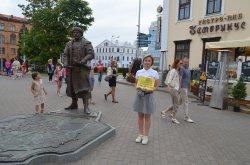 Каждую субботу у ратуши проходят бесплатные экскурсии от «Виаполя»