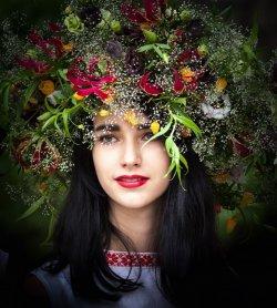Четвертый цветочный этнофестиваль у Янки Купалы прошел с большим размахом!