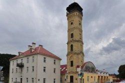 В Гродно планируют отреставрировать пожарную каланчу