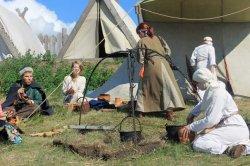Средневековый лагерь на одну ночь появится на месте городища Берестья