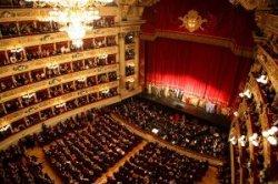 Вход в итальянские театры будет бесплатным. Правда, всего один день