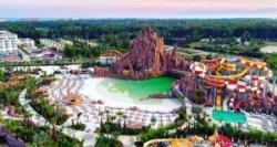 В Анталье открылся самый большой парк развлечений в Турции