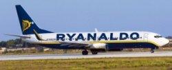 Крупнейший лоукостер Европы переименовал самолет в честь Криштиану Роналду