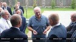 Президент Беларуси Александр Лукашенко считает возможным обсудить «раскрепощение» законодательства для развития агроэкотуризма