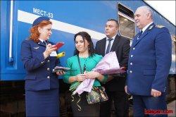 Белорусская железная дорога ожидает миллионного интернет-пассажира