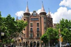 В Барселоне открывается «дом с шипами»