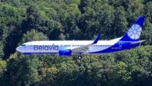 На новом «Боинге» «Белавиа» в новой раскраске можно долететь без дозаправки до Марокко и Тенерифе