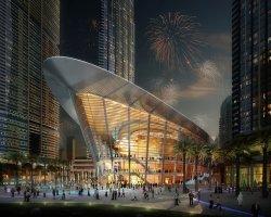 31 августа состоится грандиозное открытие Дубайской оперы