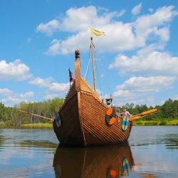 Пришествие викингов в Сулу как способ развития внутреннего туризма