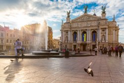 «Белавиа» расширяет географию полетов в Украину: сегодня из Минска полетит первый рейс во Львов
