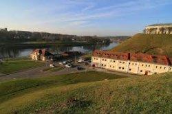 Новый мост в Гродно будет разводным