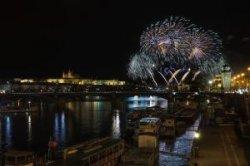 В историческом центре Праги больше не будут проводить фейерверки