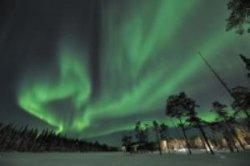 Arctic Snow Hotel в Рованиеми объявил вакансию смотрителя за ночным небом