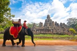 Камбоджа вводит трехлетние визы для туристов