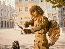 В Голландии пройдет фестиваль живых статуй