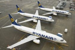 Ryanair занимает первое место в мире по количеству перевезенных пассажиров