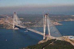 В Стамбуле открылся третий мост через Босфор