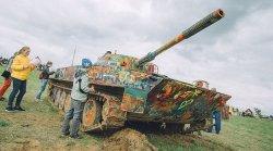 Более 15 тысяч виртуальных танкистов соберутся на «Линии Сталина»