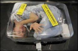 В продажу поступили прозрачные чемоданы австралийского производства