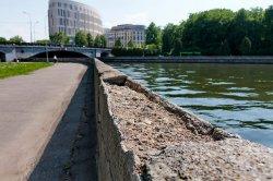 Работы по реконструкции набережной реки Свислочи в Минске начнутся уже нынешней осенью