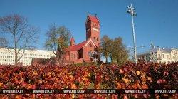 Минск входит в тройку самых популярных городов для осенних путешествий россиян