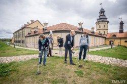 Несвижский замок приглашает на осенние квесты