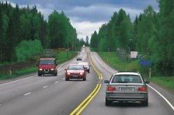 Допустимое превышение скорости в Финляндии — всего 6 км/ч