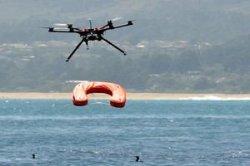 Тонущих на пляжах Каталонии будут спасать дроны